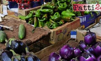 PATTI – Disponibili 3 posti  per l'esercizio quotidiano di attività di commercio su aree pubbliche