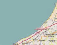 BARCELLONA P.G. – Sisma di magnitudo 2.2, avvertito dalla popolazione se pur di lieve entità