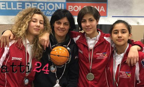 BOLOGNA – Beatrice Stroscio leader del Trofeo delle Regioni 2016