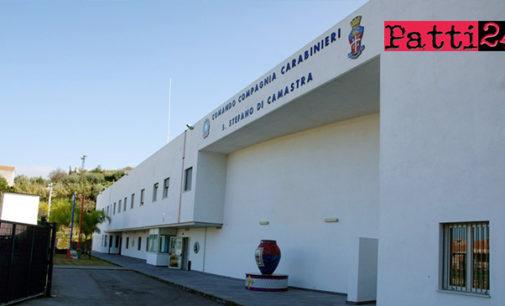 SANTO STEFANO CAMASTRA – Servizio straordinario di controllo del Territorio da Santo Stefano, ad Acquedolci, a Cesarò. 1 arresto e 8 denunce