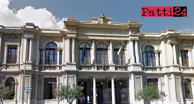 MESSINA – Palazzo dei Leoni. Si è insediato il dott. Giuseppe Petralia, Commissario ad acta con i poteri del Sindaco Metropolitano