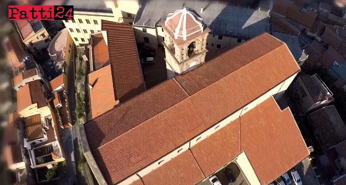 """PATTI – Cattedrale """"San Bartolomeo"""". Terzo anniversario dall'inizio dell'adorazione eucaristica quotidiana."""