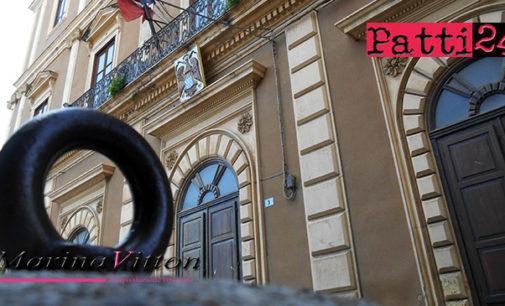 PATTI – Stabilizzazione del personale contrattista. Approvato Piano Triennale fabbisogno personale 2019 – 2021 ed il Piano Annuale delle assunzioni.