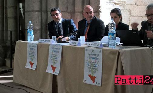 """MESSINA – Ieri, platea attenta e numerosa al Convegno """"Dall'indagine regionale alla riforma del Terzo Settore: come cambia il Volontariato"""""""