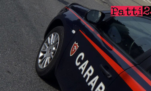 FALCONE – Estorsione e maltrattamenti nei confronti dei genitori anziani. Arrestato 28enne