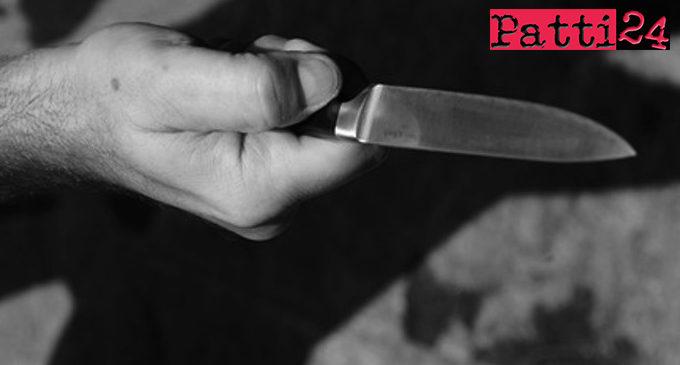MESSINA – Accoltella figlio 25enne dopo ennesima richiesta di denaro per droga. Arrestato