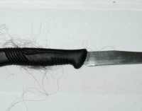 BARCELLONA P.G. – Schiaffi, calci e minacce con coltello da cucina alla sua ex. 27enne arrestato