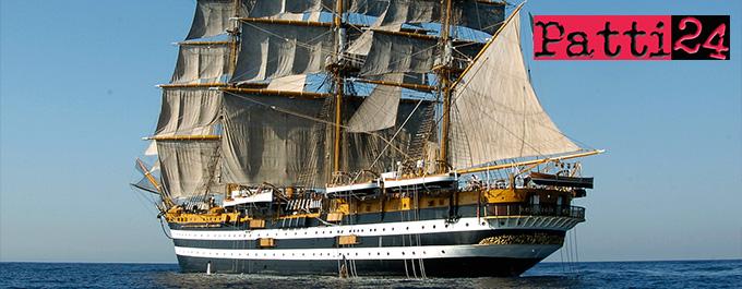 Messina domani arriver la nave vespucci la pi ricca for Ufficio decoro urbano messina