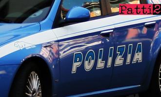 MESSINA – 26enne agli arresti domiciliari sorpreso fuori dalla Polizia, tenta la fuga. Fermato e arrestato