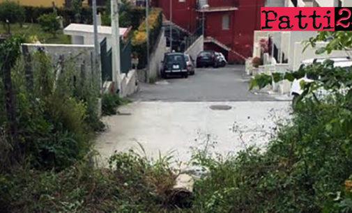 PATTI – Si lavora al sentiero che collegherà la contrada San Giovanni al quartiere Sant'Antonino di Patti