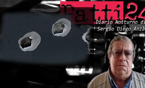 DIARIO NOTTURNO – Nebrodi. Trincea Antimafia ( di Diego Sergio Anzà)