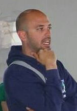 Alessandro Pizzo istruttore minibasket Alma Basket