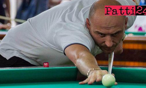 BROLO – Campionato Nazionale specialità pool 8/15. La finale del turnover biliardistico è stata seguita dagli obiettivi di Rai Sport