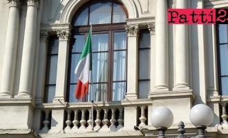 MESSINA – Rinviata a lunedì 22 maggio la Conferenza ANCI dei sindaci metropolitani del Mezzogiorno