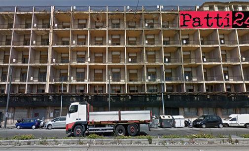 MESSINA – Vendita dell'ex Hotel Riviera. Si riparte con il prezzo a base d'asta al rialzo a 7.316.430 euro