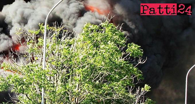"""MESSINA – Primi incendi stagionali nel messinese.  Anna Carulli: """"Colline devastate a più riprese hanno creato un territorio fantasma"""""""