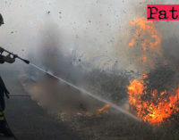 """MESSINA – Emergenza incendi. Carenza personale VVF e mezzi inadeguati: """"Il ministero intervenga""""."""