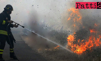 MONFORTE SAN GIORGIO – Arrestato Piromane. I Carabinieri lo sorprendono mentre appiccava il fuoco