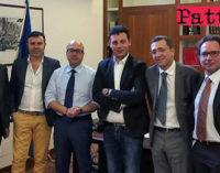 ROMA – Gli amministratori di San Marco d'Alunzio, Montalbano Elicona e di Mirto incontrano il Sottosegretario ai Beni Culturali Antimo Cesaro