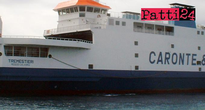 MESSINA – Stamattina, 29enne ha tentato il suicidio lanciandosi dalla nave traghetto nello Stretto. Salvato dall'equipaggio