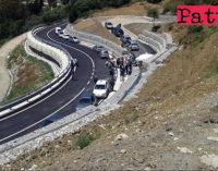 CARONIA – Riaperta al transito la strada provinciale 168 Caronia-Capizzi