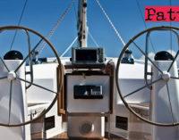 EOLIE – Ritrovato al largo di Vibo Valentia lo yacht smarrito dai turisti francesi a Stromboli. Era andato alla deriva
