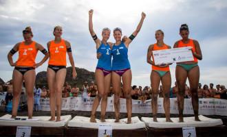 """VULCANO – """"Vulcano Beach Volley"""". La Germania fa poker, orgoglio Italia con la coppia Bonifazi-Colombi"""