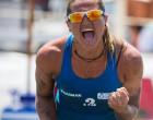 """VULCANO – """"Vulcano Beach Volley"""". Dominio tedesco, oggi l'Italia ci prova con la coppia Colombi-Bonifazi"""