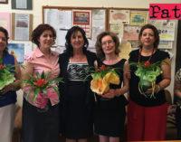 PATTI – Cinque docenti dell'I.C. Lombardo Radice sono state confermate in ruolo