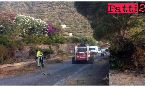 FILICUDI – Conclusi gli interventi di prevenzione incendi e ripristino raccolta acque