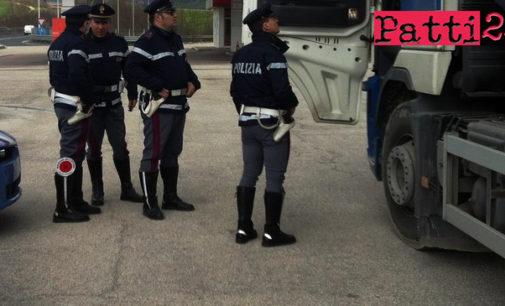 MESSINA – La Polizia Stradale riscontra che nel 40% dei casi i veicoli adibiti al trasporto alimenti non sono a norma.