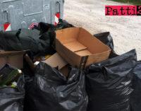 MILAZZO – Protesta dei lavoratori del settore rifiuti, raccolta avviata solo in tarda mattinata