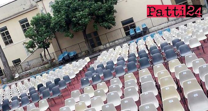 """PATTI – Settima edizione della rassegna """"Teatrando"""", organizzata dall'associazione culturale """"Il Sipario""""."""
