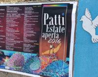 PATTI – Il quartiere San Giovanni in attesa di uno spazio affissioni  fa da sé