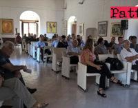 SANT'AGATA MILITELLO – Progetto SICILNUT, meccanizzazione della nocciolicoltura. Grande la partecipazione qualificata del settore