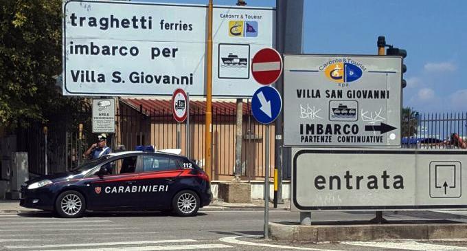 MESSINA – Scendono dal traghetto proveniente da Villa San Giovanni con mezzo chilo di eroina nello zaino. 2 Arresti