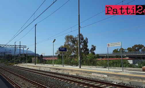 PATTI – Ripristinata circolazione tratto ferroviario Patti San Piero Patti – Terme Vigliatore rallentata per problema tecnico
