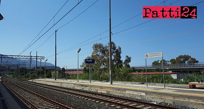 """PATTI – Nuovo orario ferroviario. Aquino: """" Penalizza pesantemente l'utenza in arrivo e in partenza dalla stazione di Patti"""""""