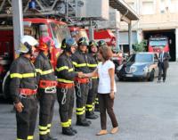 MESSINA – Il Prefetto Dott.ssa Francesca Ferrandino, ha fatto visita al Comando provinciale dei Vigili del fuoco