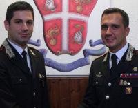 PATTI – Cambio di guardia al Comando della Compagnia Carabinieri