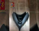 MESSINA – Ripreso da telecamere di sorveglianza mentre ruba pezzi da uno scooter. 53enne denunciato