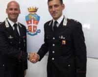 MILAZZO – Il Ten. Adinolfi Valentino al Comando della Compagnia Carabinieri di Milazzo