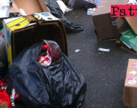MILAZZO – Scioperano gli operai della Dusty, niente raccolta dei rifiuti. Si procede alla denuncia per interruzione di pubblico servizio