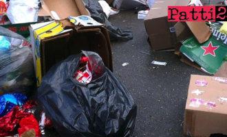 """MILAZZO – Emergenza raccolta, appello dell'Amministrazione: """"Per 24 ore non conferire i rifiuti"""""""