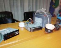ALI' TERME – Antibracconaggio della Polizia Metropolitana. Una Denuncia e tre richiami sequestrati
