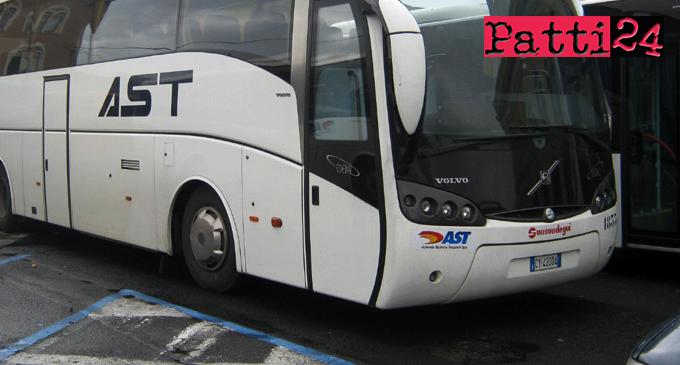 PATTI – Entro il 22 settembre istanze per il rilascio della tessera di libera circolazione Ast per l'anno 2018
