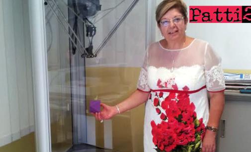 """PATTI – IIS """"Borghese-Faranda"""". Stampa 3D la nuova frontiera della Digital Fabrication"""