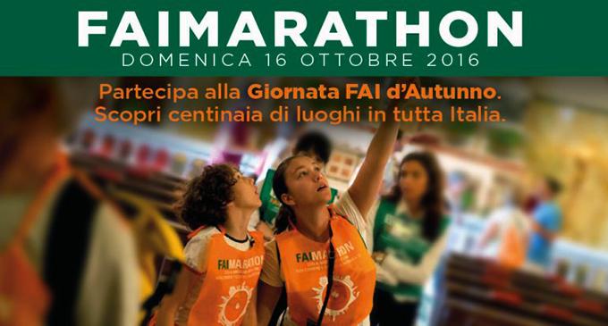 """MESSINA – """"FAImarathon 2016"""", domenica 16 ottobre apertura al pubblico di Palazzo dei Leoni"""