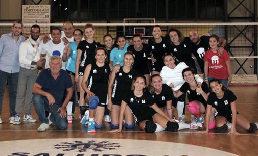 BROLO – Coppa Sicilia. La Saracena Volley batte il Santo Stefano Camastra e passa il turno