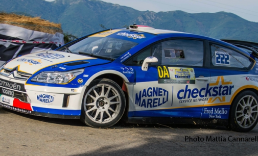 GIOIOSA MAREA – Tony Cairoli in gara al Tindari Rally